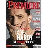 PREMIERE n°488 septembre 2018  Tom Hardy-Venom/ Dujardin/ Audiard/ M.Thierry/ Boutella/ V.Lacoste/ Granik