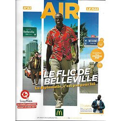 AIR LE MAG n°93 octobre 2018  Le flic de Belleville-Omar Sy/ Elite/ La France a un incroyable talent/ Red Bull BC One