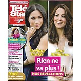TELE STAR n°2201 08/12/2018  Meghan Markle & Kate Middleton/ Laurent Delahousse/ Jeff Panacloc/ Laëtitia Milot/ John Lennon/ Vianney