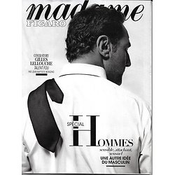 MADAME FIGARO n°23050 21/09/2018  Gilles Lellouche/ Spécial Hommes/ La douceur c'est mâle/ N.Coster-Waldau/ J.Eugenides/ Rooney Mara