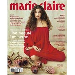MARIE CLAIRE n°798 février 2019  Laetitia Casta/ Détox durable/ Autocensure des femmes/ Louisiane sous les eaux/ Tendances mode 2019