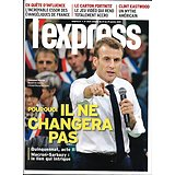 L'EXPRESS n°3525 23/01/2019  Macron: pas de changement/ Grand débat/ Clint Eastwood/ Fortnite/ Evangéliques/ Batman/ Mortensen