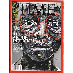 TIME VOL.193 n°6&7 18/02/2019  The art of optimism/ China's time bomb/ Venezuela's opening/ Trump, state of presidency/ Nigeria midwives