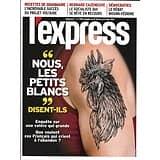 """L'EXPRESS n°3530 27/02/2019  """"Nous les petits blancs""""/ Classes populaires/ Cazeneuve/ Corée du Nord/ Stéphane Plaza/ Edition génomique/ Cali & Malzieu"""