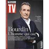 TV MAGAZINE 17/03/2019 n°1676  Jean-Jacques Bourdin/ Caroline Roux/ Odile Vuillemin/ Franck Gastambide