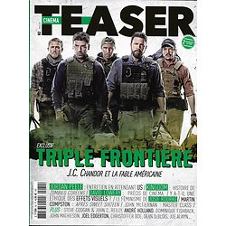 CINEMA TEASER n°82 mars 2019  Triple Frontière/ Marie Stuart/ Us/ Boy erased/ Kingdom/ The old man & the gun