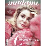 MADAME FIGARO n°23222 12/04/2019  Catherine Deneuve par Issermann/ Tech & littérature/ Clément Cogitore/ Art à Anvers