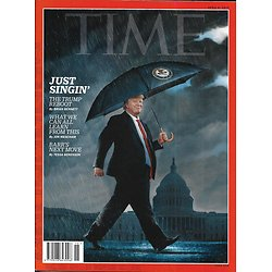 TIME VOL.193 n°13 08/04/2019  The Trump reboot/ Mueller report/ Next leader of Ukraine/ Attenborough's nature series