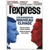 L'EXPRESS n°3543 29/05/2019  Macron-Le Pen: les dangers du nouveau clivage/ Mobilités urbaines/ Microbiote & dépression/ Nasser Al-Khelaïfi/ la Joconde nue/ Mixité sociale