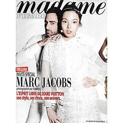 MADAME FIGARO n°21038 10/03/2012  Invité spécial: Marc Jacobs/ Justin Timberlake/ Tali Lennox/ Reese Witherspoon