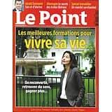 LE POINT n°2440 06/06/2019  Les meilleures formations/ Spécial immobilier/ Hôtels pieds dans l'eau