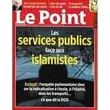 LE POINT n°2442 20/06/2019  Les services publics face aux islamistes/ Les Indiens damnés du Venezuela/ les Rencontres de la photographie d'Arles