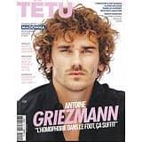 TETU n°219 été 2019  Antoine Griezmann/ Homophobie/ Madonna/ Isabelle Huppert/ Grindr/ Coming out/ Taron Egerton