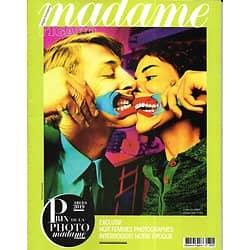 MADAME FIGARO n°23293 05/07/2019  Arles 2019  Prix de la Photo/ Wojciechowska/ Tracey Emin/ Arles la créative