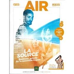 """AIR LE MAG n°101 juillet 2019  """"La source""""/ Sneazzy/ Shy'm/ Jonas Brothers/ """"Stranger Things""""/ We Love Green"""