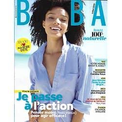 BIBA (Pocket) n°472 juillet 2019  Je passe à l'action/ Beauté 100% naturelle/ Caroline Roux/ Escapade anglaise