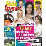 """TELE LOISIRS n°1744 03/08/2019  """"Plus belle la vie""""/ Cousteau/ """"Casa de papel""""/ Robert Redford/ Plages paradisiaques"""