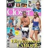 CLOSER n°737 26/07/2019  Estelle Lefébure/ Rihanna/ Nicole Kidman/ David Beckham/ Val Kilmer/ Jade Hallyday