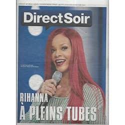 DIRECT SOIR n°853 18/11/2010  Rihanna/ BD/ Samantha Davies/ Rome