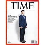 TIME VOL.194 n°13 07/10/2019  Justin Trudeau, the reckoning/ Trump's Ukraine crisis/ Information wars/ The Joker