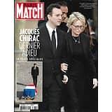 PARIS MATCH n°3674 03/10/2019   Jacques Chirac, dernier adieu/ Haute couture/ PMA/ Mer Caspienne