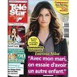 TELE STAR n°2245 12/10/2019  Laëtitia Milot/ Jacques Chirac/ Stars des années 90/ Linda Hardy/ Joaquin Phoenix/ Les Onassis