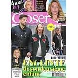 CLOSER n°748 11/10/2019  Audrey Lamy/ Laura Smet/ Luc Besson/ Ophélie Winter/ Dakota Johnson/ Laurent Mariotte