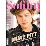 SOFILM n°74 octobre 2019  Brad Pitt/ Camille Cottin/ Hal Hartley/ Ken Loach