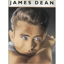 """""""James Dean par lui-même"""" Neil Grant/ Livre relié grand format"""