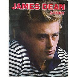 """James Dean story"" Editions René Chateau 1975/ Grand format"