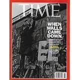 "TIME VOL.194 n°20 11/11/2019  When Berlin Wall came down/ Giuliani & Trump/ Financial therapy/ ""The Irishman"""