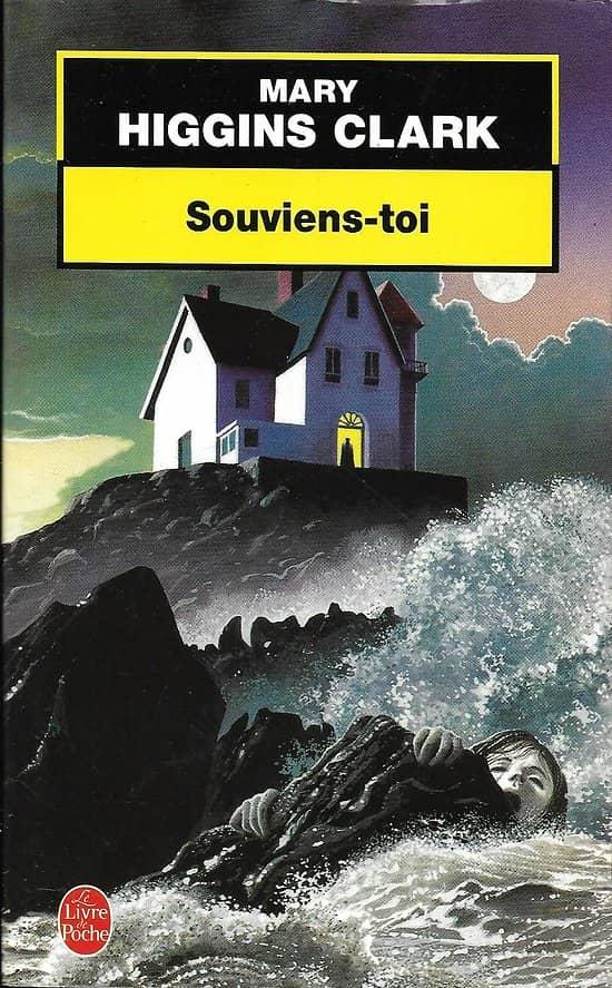 """""""Souviens-toi"""" Mary Higgins Clark/ Très bon état/ Le Livre de Poche"""
