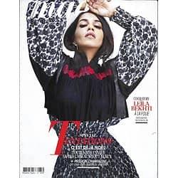 MADAME FIGARO n°23406 15/11/2019  Leïla Bekhti/ Spécial champagne/ Budapest, l'art de rêver/ Arianna Huffington/ Clara Luciani
