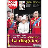 POINT DE VUE n°3723 03/12/2019  Prince Andrew la disgrâce/ Monaco: photos en famille/ The Crown: le vrai du faux/ Gérard Philipe/ Opéra royal de Versailles