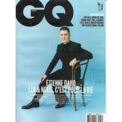GQ n°136 décembre 2019  Les femmes & hommes de l'année/ Etienne Daho/ Ladj Ly/ Chris/ Bon sommeil