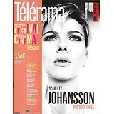TELERAMA n°3652 11/01/2020  Scarlett Johansson/ Pour une culture gratuite?/ Affaire Matzneff/ Ian McEwan/ Affaire Weinstein