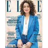ELLE n°3865 17/01/2020  Delphine Horvilleur/ Marie Kondo/ Carole Ghosn/ Congélation d'ovocytes/ Réfugiées réinsérées en France