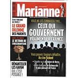 MARIANNE n°1150 29/03/2019  Ceux qui gouvernent braiment la France/ Le retour de l'obscurantisme/ Démanteler les Gafam