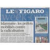 LE FIGARO n°21418 29/11/2019  Islamisme: les préfets mobilisés/ David Beckham/ Etoile à neutrons/ Amérique latine en crise