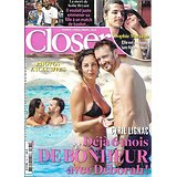 CLOSER n°764 31/01/2020  Cyril Lignac/ Kobe Bryant/ Sophie Marceau/ Hugh Grant/ Les Wessex/ Miley Cyrus & Cody Simpson