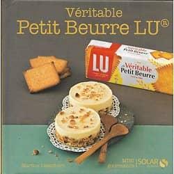 """""""Véritable Petit Beurre Lu"""" Mini gourmands/ Solar Editions/ Excellent état"""