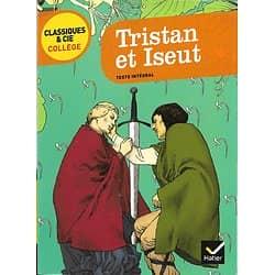 """""""Tristan et Iseut"""" / Classiques & Cie Collège/ Très bon état/ Livre poche"""