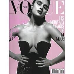 VOGUE n°1004 février 2020  Les nouveaux visages de la mode/ Jill Kortleve/ Nicole Kidman/ Louboutin/ Tara Lynn/ Julien Dossena