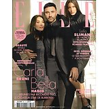 ELLE n°3871 28/02/2020  Carla Bruni, Bella Hadid & Riccardo Tisci/ Leïla Slimani/ Robert Pattinson/ Sous le soleil d'Hawaii