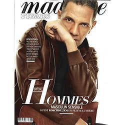 MADAME FIGARO n°23512 20/03/2020  Roschdy Zem/ Spécial hommes/ Nicolas Maury/ Le coeur des hommes
