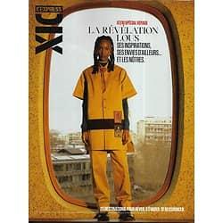 L'EXPRESS DIX n°7/10 12/03/2020  Spécial Voyage/ La révélation Lous/ Sri Lanka/ Gastronomie/ Uruguay