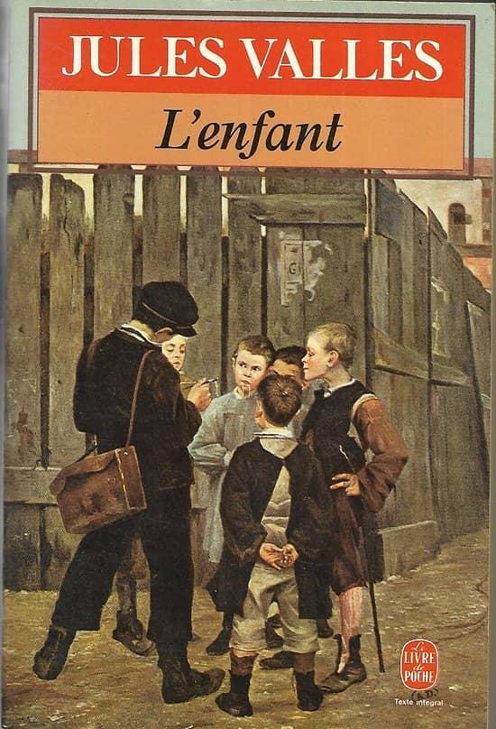 """""""L'enfant"""" Jules Vallès/ 1987/ Très bon état/ Livre poche"""