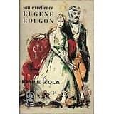 """""""Les Rougon-Macquart, Tome 6: Son excellence Eugène Rougon"""" Emile Zola/ Très bon état/ 1962/ Livre poche"""