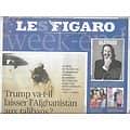 LE FIGARO n°23441 27/12/2019  Retrait américain d'Afghanistan/ Comédie-Française/ Retour aux 90km/h