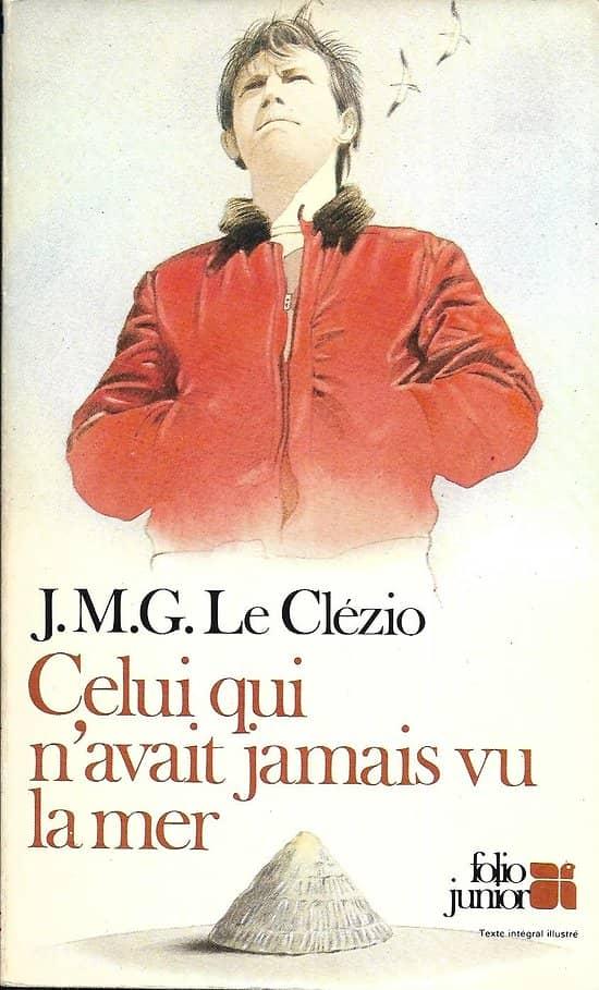 """""""Celui qui n'avait jamais vu la mer"""" suivi de """"La montagne du dieu vivant"""" J.M.G. Le Clézio/ Très bon état/ Livre poche"""